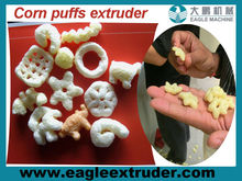 DP65 best price globle supplier puff corn snack / maize ball machine/ extrusion line in china