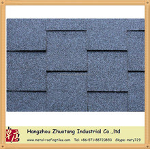 Top quality roofing material goethe layer asphalt shingle