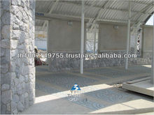 High Quality Fashion Rocky Mountain Exterior Natural Stone Tile