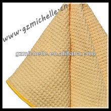 MIC1016-Guangzhou the most popular micro fibre waffle towel