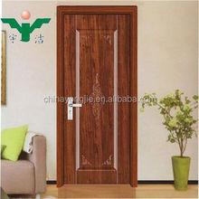 Latest design wooden doors mould door bedroom door