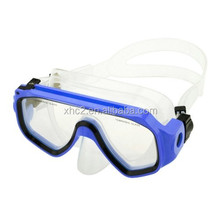 Water Sports Diving Equipment Diving Mask Swimming Glasses with Mount for Go Pro HERO4 / 3+ / 3 / 2 / 1
