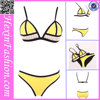 Yellow Sexy School Young Girl Sexy Bikini Wholesale From Factory