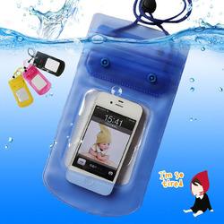 Sand-proof/Snow-proof/Dirt-proof Waterproof Case for iPhone 5 5C,waterproof bag for iphone 5c