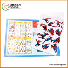 Customized design PVC Clear Plastic Self-adhesive Book Cover/Self adhesive Book Cover sheet and roll