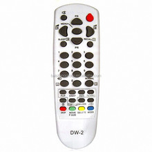 fashion design and good looking LED&LCD TV remote control,SMART-DAE05-B