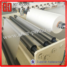 Shrink film type and moisture proof feature BOPP thermal laminating film