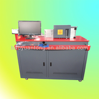 Aluminum composite panel bending machine for channel letters LED signs