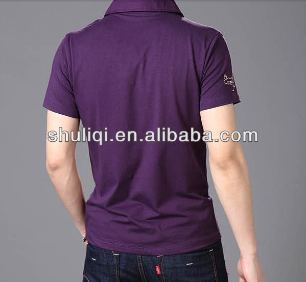 Custom bulk mature style cotton polyester polo t shirts for Wholesale polo shirts with embroidery