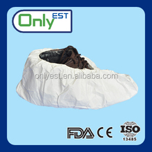 School use disposable dustproof cleanroom shoe covers with OEM