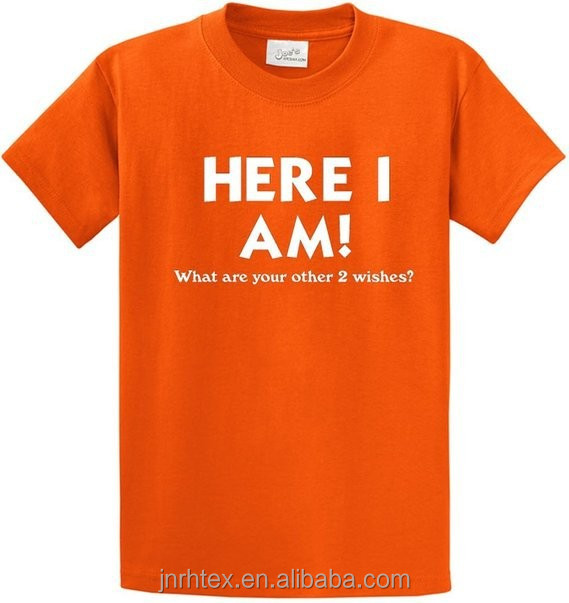 Funny screen print tshirt design custom cheap tshirt for Cheapest place to make custom t shirts