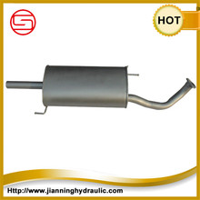 Factory Directly Provide Stainless Steel Exhaust Universal Muffler Motorcycle