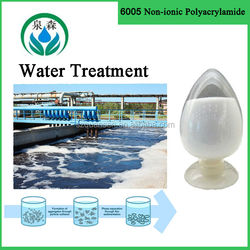 Buy 6005 Nonionic Polyacrylamide,pam,Buy Polyacrylamide Powder,wastewater treatment chemicals