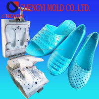 quanzhou eva best shoes casting moulds injection women's slippers pcu