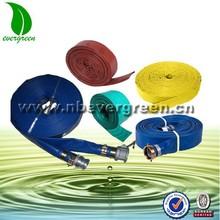 Light PVC Lay Flat Hose Irrigation water hose similar to Sunny hose