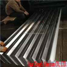 China factory sale Corrugate aluminum roofing sheet
