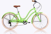 ladies beach cruiser bike fat tire beach cruiser bicycleSW-BC-W09
