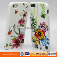 For Iphone 5 Sublimation Case, Soft TPU Protective Case