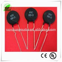 Ohm 12 20mm chipinterruptor de alimentación de termistor ntc de ntc12d-20