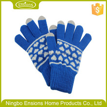 well sale high quality gloves for men i touch phone gloves