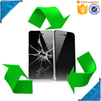 Recycle repaire the damaged lcd screen display service for iphone 4 4s 5 5s,for iphone lcd assembly