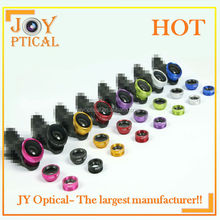 Universial clip Brand new design 3 in 1 Lens collection ( Macro/ 0.67X Wide angle/ 180 degree Fisheye) for mobile phone