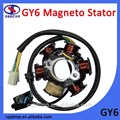 gy6 motocicleta del estator bobinado de cobre alambre