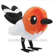 Plush Birds/Plush Bird Toys/Love Birds Stuffed Plush Bird Toys