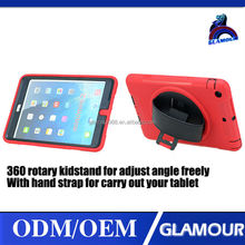 kids tablet protective cases for ipad mini 2 with hand strap