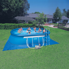 2015 good quality metal frame Home Products Inflatable family Pool on sale