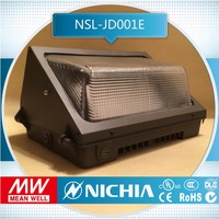 Samples for free Low Energy Consumption 12w led mini wall pack polycarbonate lens, 12w led vandal resistant wall pack