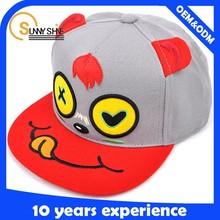 custom fashional cotton baby hat snapback cap