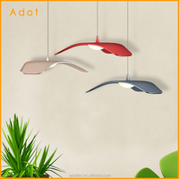 Fashion and concise style led pendant light in 2015