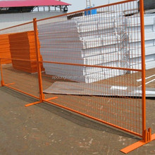 Hot Sale Welded Mesh Hot Dipped Galvanized Temporary Fence (Factory Exporter)