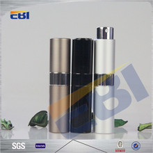 Metal mini atomizer body spray deodorant