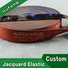 jacquard elastic webbing machine