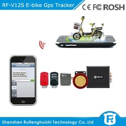 NEW High quality cheapest Motorcycle/E-bike GPS Tracker Vehicles