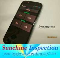 pre shipment inspection certificate/ kids tablet inspection in shenzhen
