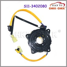 S11-3402080 J18-3402080BB Electrical auto car parts spiral cable sub assy airbag clock spring For Chery A21-3402080