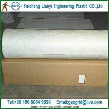 Custom size pp/PET non-woven geotextile rolls