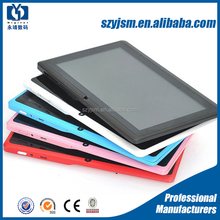 7inch a23 dual core tablet pc made in China Cheapest Tablet PC With Good Quality Android 4.2 tablet pc korea