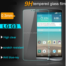 anti glare mobile phone blue guard film for LG