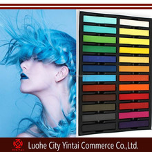 Factory supplier cheap temporary hair coloring chalk