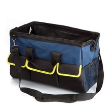 Factory good quality tool bag with shoulder strap
