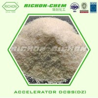 RICHON Karachi chemicals China Supplier Manufacturing RUBBER ACCELERATOR DCBS DZ CAS NO:4979-32-2 High Demand Chemicals