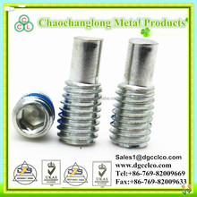 Steel hex Socket head/allen head / Patch Nylock Set Screw