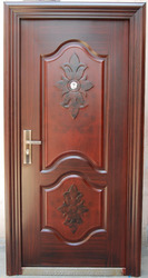 High Quality Special Process Surface Steel Security Doors New Model Design -HT-01