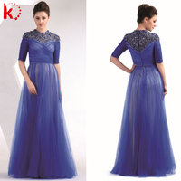 Unique design high neck ruffle evening dress party wear prom dress indian sexy saree