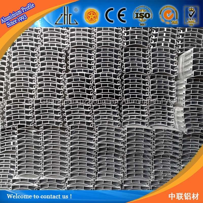 Aluminiumwalzwerke türen und fenster, lamellen für aluminium rolltor, industrie-aluminium rollladen
