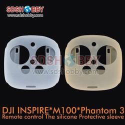 Remote Control Protective Case Resistance Soiling Skidproof Silicone Case for DJI Phantom 3 Inspire 1